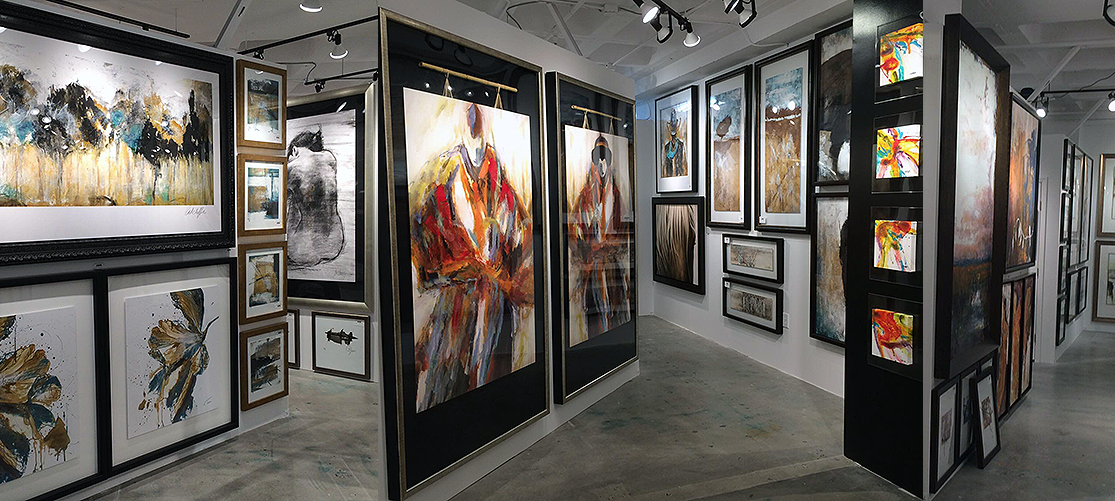 we have a new showroom in atlanta - Wholesale Arts And Frames